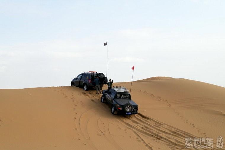 少数派探险团--穿越库不齐沙漠_吉姆尼论坛_X