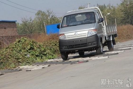 长安神骐单排小卡车 长安神骐双排小卡车 长安神骐单排小货车高清图片
