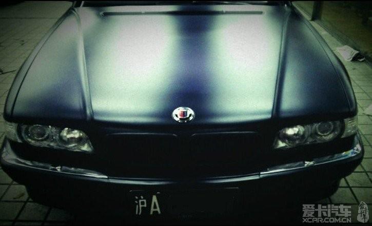 宝马 BMW 750iL E38 沪A 黑牌 ,不过户,有产证 ,大绿本