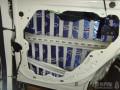 福特锐界改装作业--音响隔音DVD导航装饰件施工全过程!!