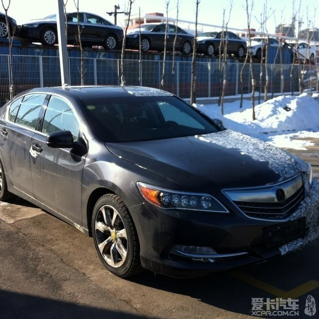 Acura RLX Thread