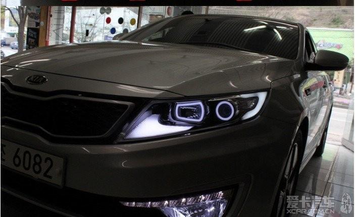 回复您的改装图吧 起亚K5论坛 XCAR 爱卡汽车俱乐部 -标题 起亚K5