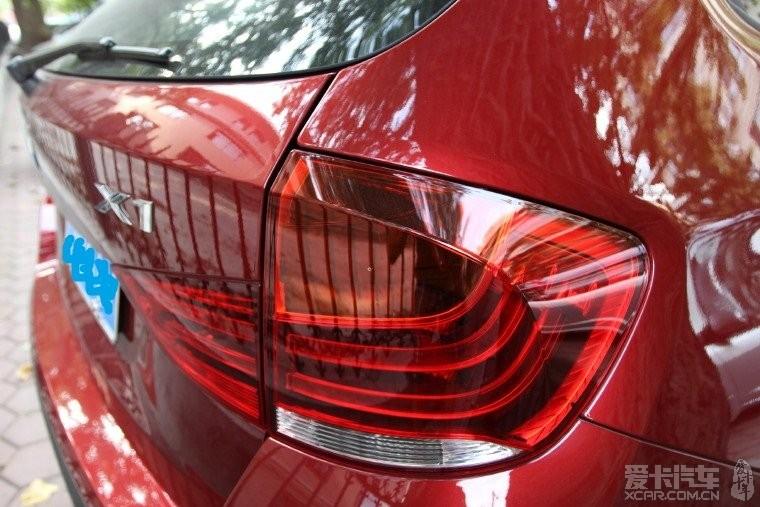 2012款BMW X1 xDrive20i豪进口墨尔本红作业