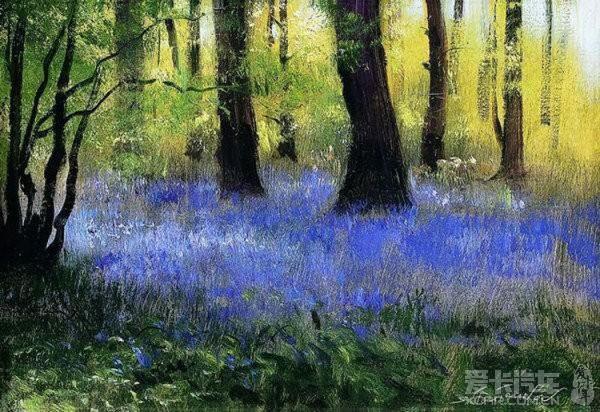 风景油画欣赏