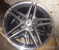 出:奔驰C级改装―AGM18寸轮毂轮胎。便宜出售!