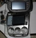 本田CRV、飞度、威驰,锋范、斯柯达明锐,新悦动,索菱带电视,蓝牙,大屏DVD车机