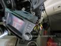 首例:汉兰达改装升级双光纤音源DTS 5.1声道音响、加装首款车载硬盘播放