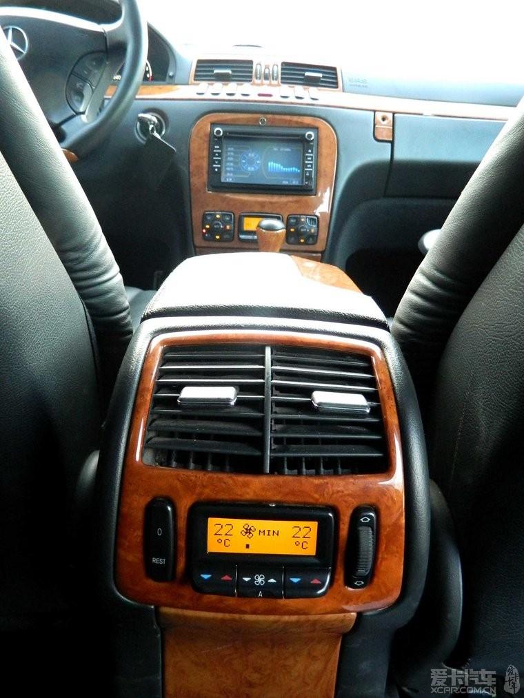 已售 奔驰S430 劳伦斯版本 车况一流,难得好车
