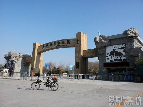 固安北京野生动物园;