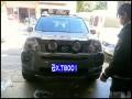 增高,改装射灯,安装大队标志,正式上图,车牌为大队编号。
