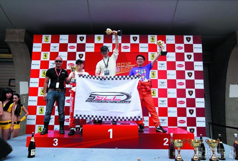 标题 SSCC上海超跑俱乐部年度回顾 明星与美女都很多图片