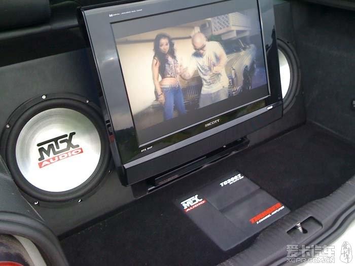国外汽车音响改装MTX Audio汽车音响改装车欣赏三 汽车改装 改装车