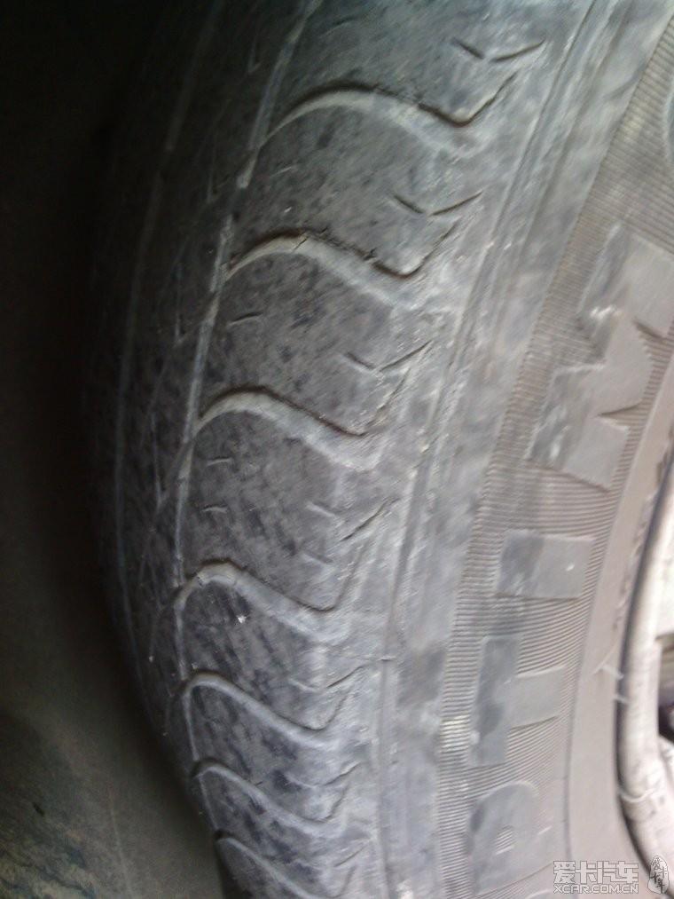 汽车驾驶方法与轮胎磨损有很大关系