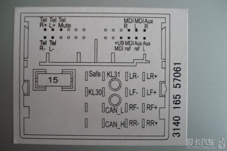 0钥匙线一起接12v电源正极,kl31接电源负极,这样接对吧?