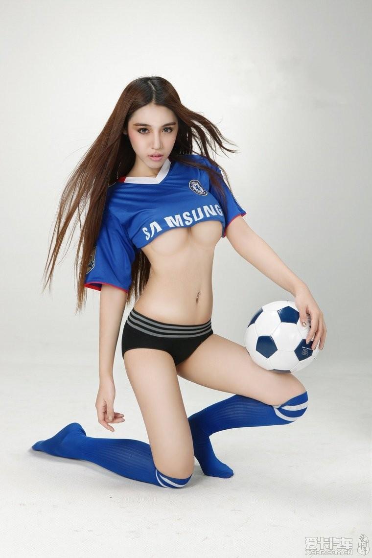 【私房女人】——空姐 女警 制服 足球宝贝