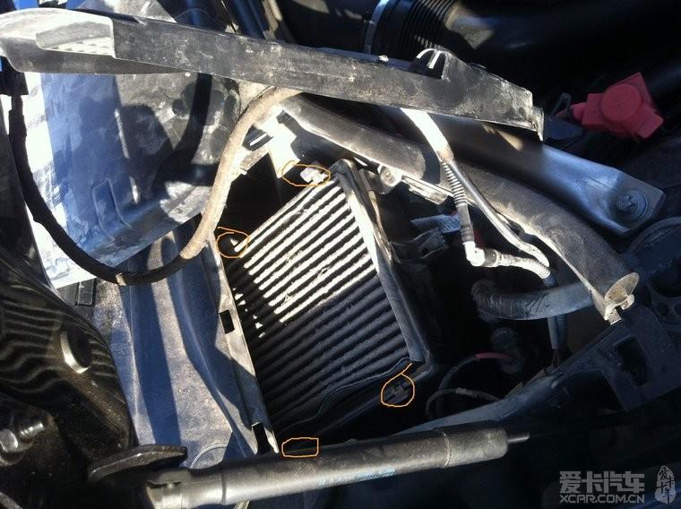 宝马x3空调滤芯 宝马730空调滤芯位置 宝马523空调滤芯在哪高清图片