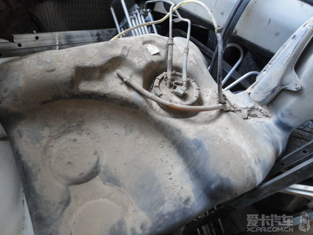 车撞了剩五阀发动机和一堆配件 捷达论坛 XCAR 爱卡汽车俱乐部 -标题高清图片