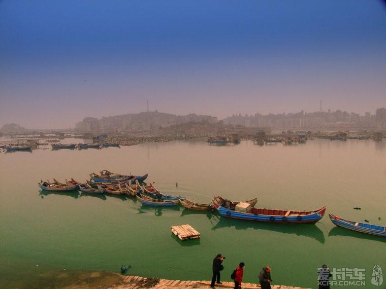 大年初五感受福州最美渔村--连江下屿村_福建