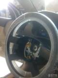 费米了polo电路问题后备箱打不开和挂倒车挡后雾灯仪表盘灯亮2012年8月25修理