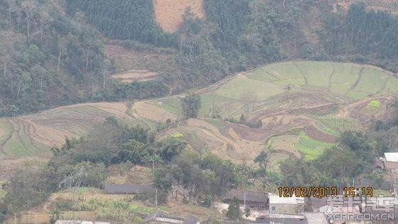 2013年春节游兴义鲁布格云湖山