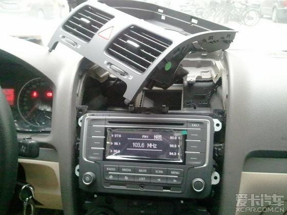 大众多功能车载cd机超性价比改家用 高清图片