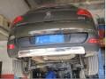 3008(T8)保养机油机滤清理空滤空调滤(花粉滤芯就是带有活性炭)查出有点渗油