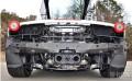 双涡轮增压法拉利458Italia发生车祸