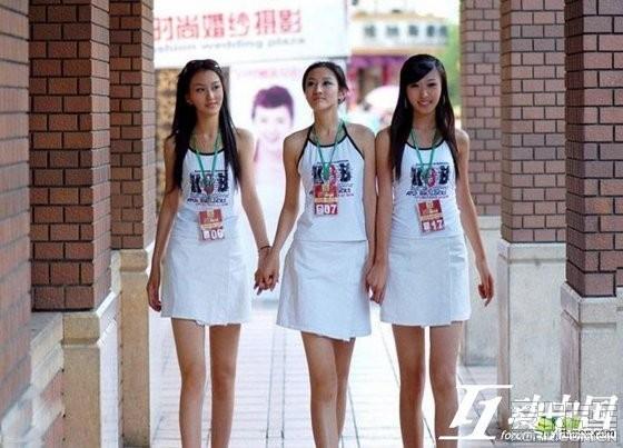 网传中国出美女城市排名