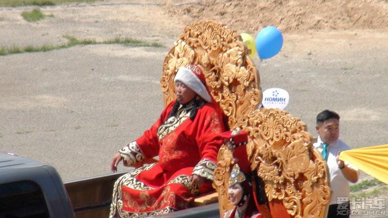 异国风情,蒙古国那达慕 亲近自然的节日陆续贴