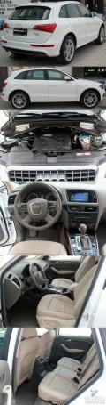 奥迪【SUV】奥迪Q5二手车2.0TFSI白色低售