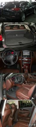出售【SUV】英菲尼迪EX25二手车尊雅版紫色