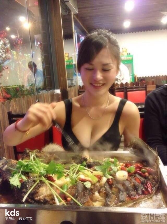 昨天与一美女吃饭 上海论坛