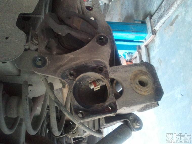 给尊换右前轮轴承,右后轮轴承 GL8论坛 XCAR 爱卡汽车俱乐部高清图片