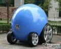 据说是大众新款车型:蛋腾!(新)