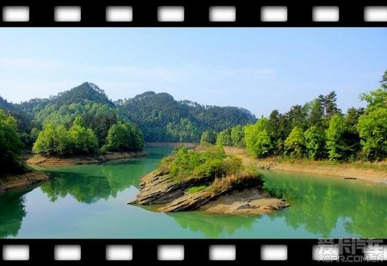 《 环湖路围观千岛湖晚春 》 自驾之旅