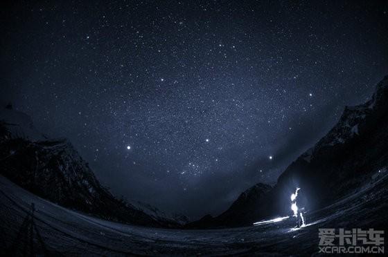 夜空中最亮的星_爱卡汽车