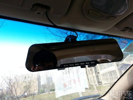 认证贴 乐风1.6AT 加装雷达 行车电脑 平横拉杆 爱卡汽车高清图片