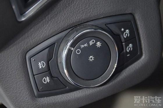 四驱大灯开关汽车图片   和悦汽车灯光控制杆图解   你说高清图片