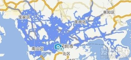 soso地图街景挺好玩啊,云南到拉萨的国道都有