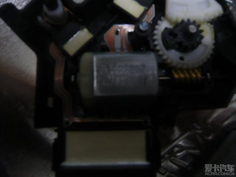 福克斯锁块电机,