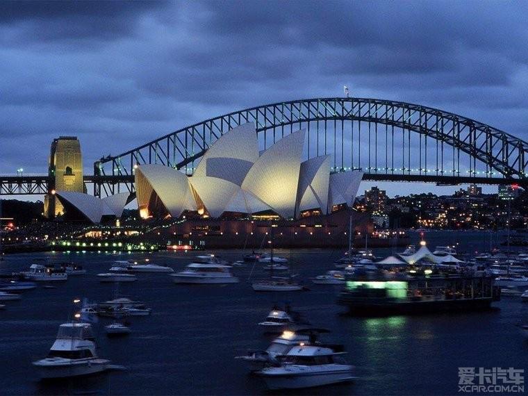 悉尼歌剧院--悉尼市的标志性建筑(转载)_江铃论