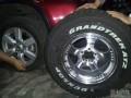 奇骏升级换235大轮胎
