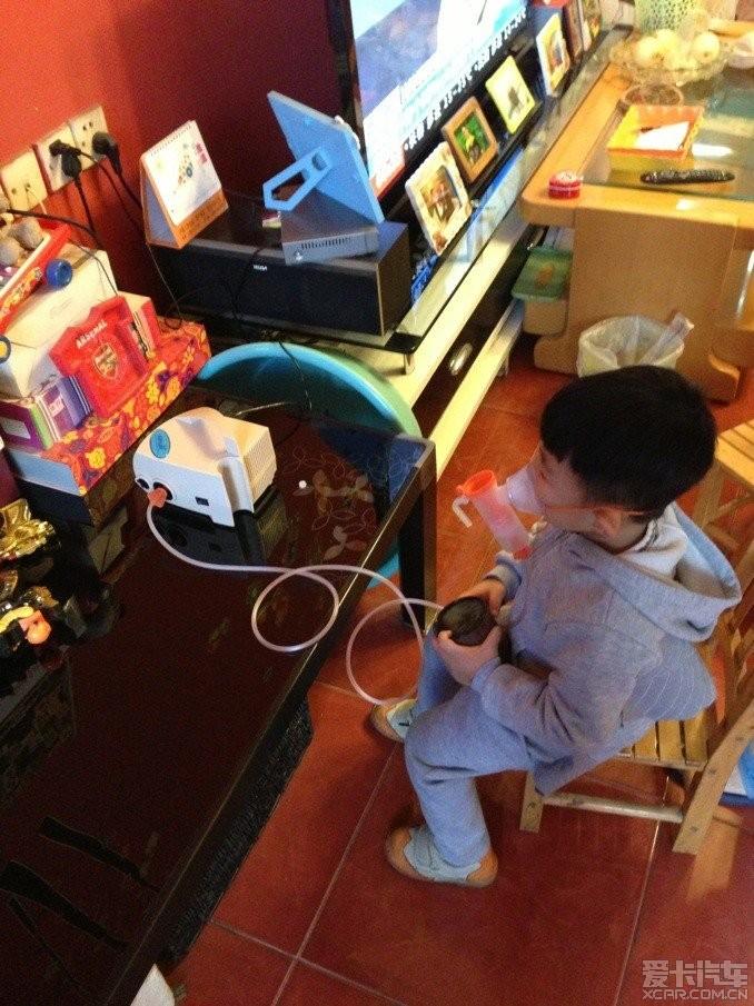 家有儿女 自己在家做雾化治疗_四川汽车论坛_