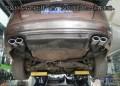 奥迪A6L升级改装奥地利Sebring四出排气