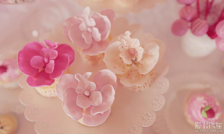 店铺上的一些小美食非常精致漂亮好a店铺啊~特色甜点婚礼湖州图片