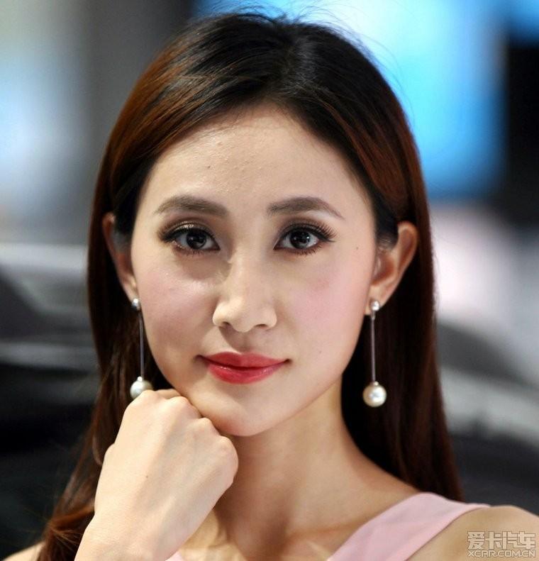 曲江车展特写车模_陕西视频汽车_XCAR爱卡打论坛爆猫图片