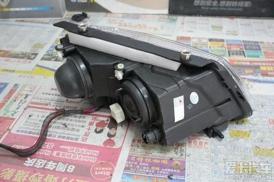 大众帕萨特b5改装升级版奥迪q5双高清图片