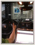 武汉豪车改装―【12款保时捷卡宴】低配改高配PCM3.1主机原装地图蓝牙USB