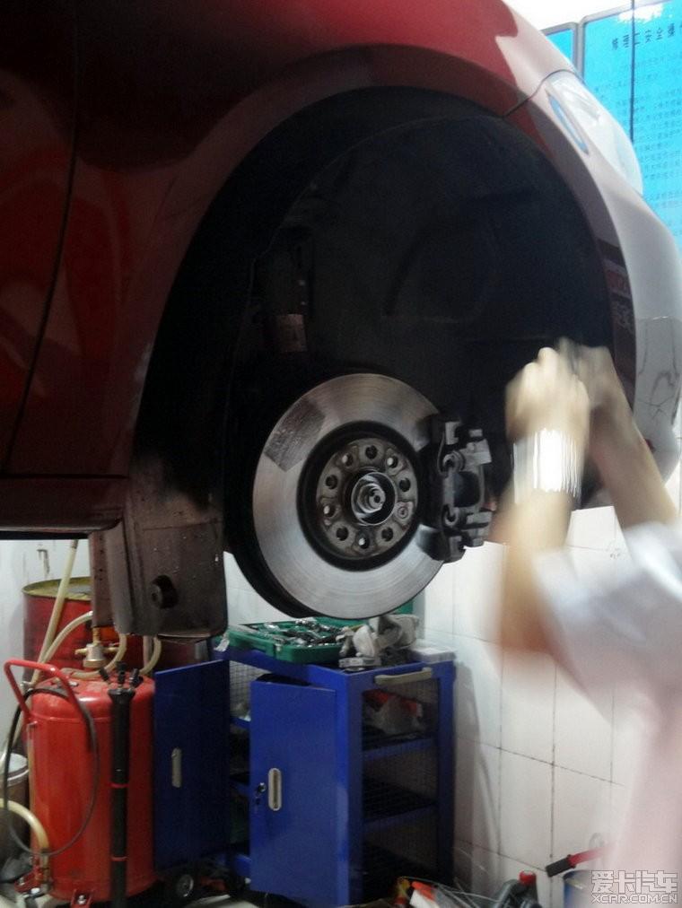 劲享喷车主护甲-拆胎拆翼子板再v车主一下底盘剑哥魂视频