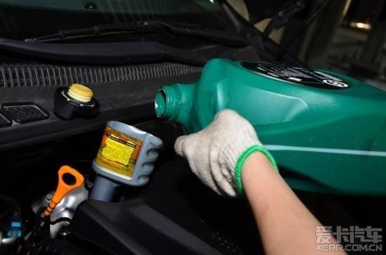 柴油机油,同样来自现代摩比斯